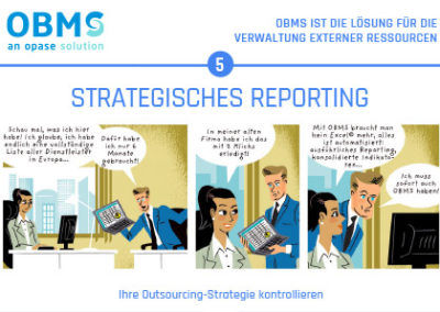 OBMS – Strategisches Reporting