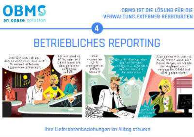 OBMS – BETRIEBLICHES REPORTING