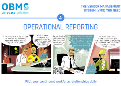 OBMS – Operational Reporting