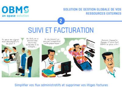 OBMS – Suivi et facturation