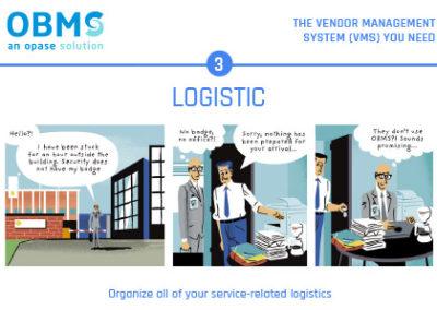 OBMS – Logistics