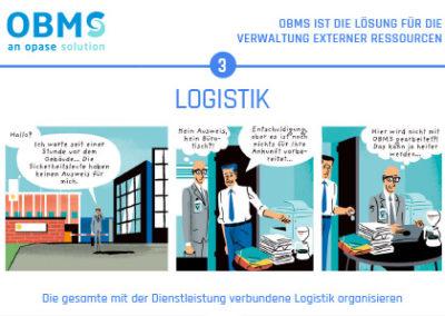 OBMS – Logistik