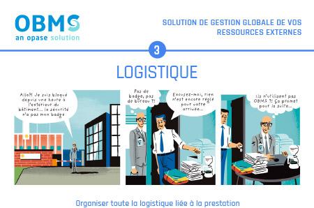 OBMS – La logistique