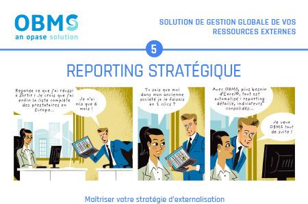 OBMS – Reporting stratégique