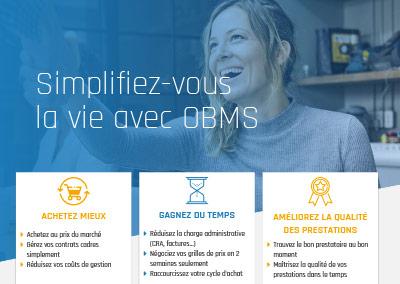 La solution OBMS