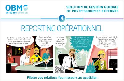 Téléchargez la fiche OBMS : Reporting opérationnel