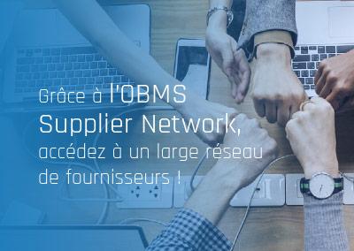 OBMS Supplier Network