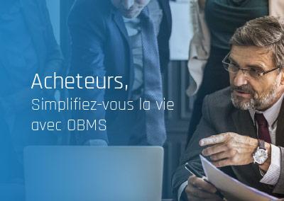 OBMS, la solution pour les Acheteurs