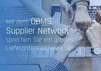 Das OBMS Supplier Network