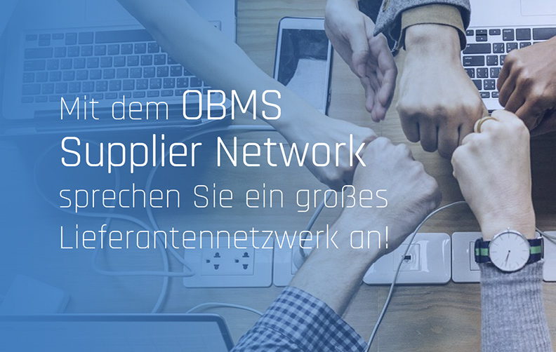 Das OBMS Supplier Network